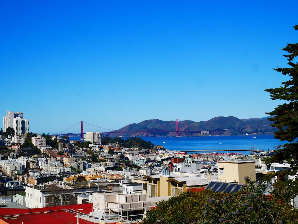 Quoi visiter à SF ?