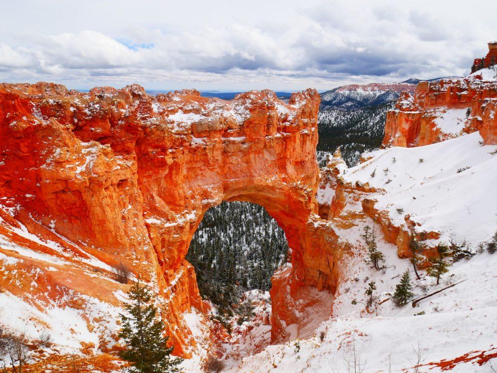 Où se trouve Bryce Canyon ?