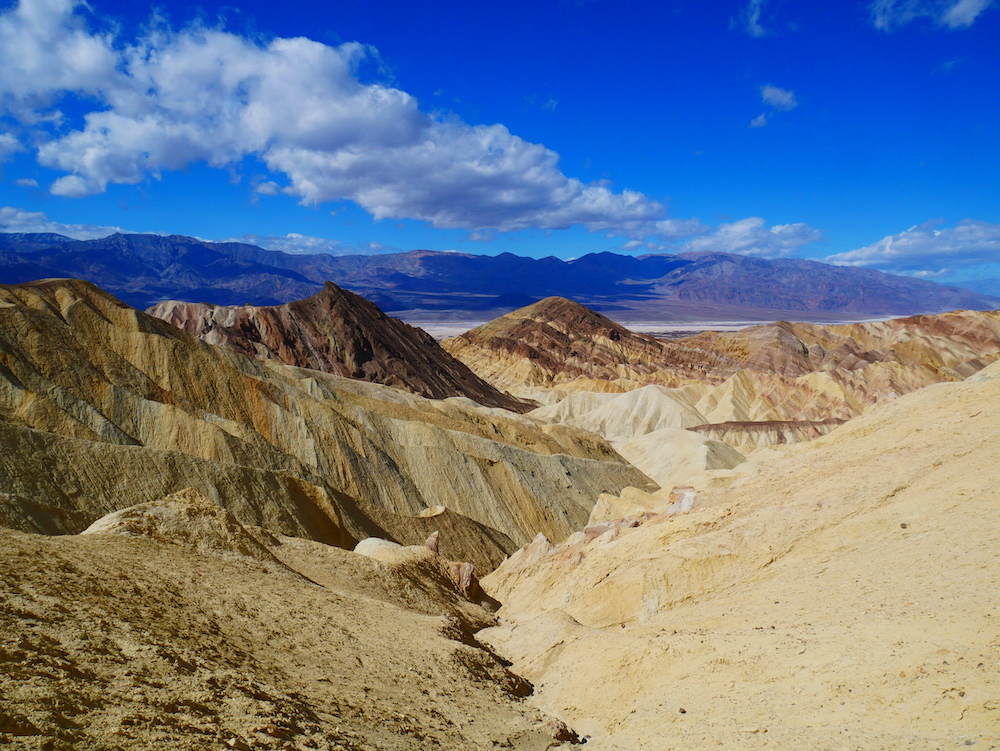 Mosaic Canyon Walk à Death Valley.