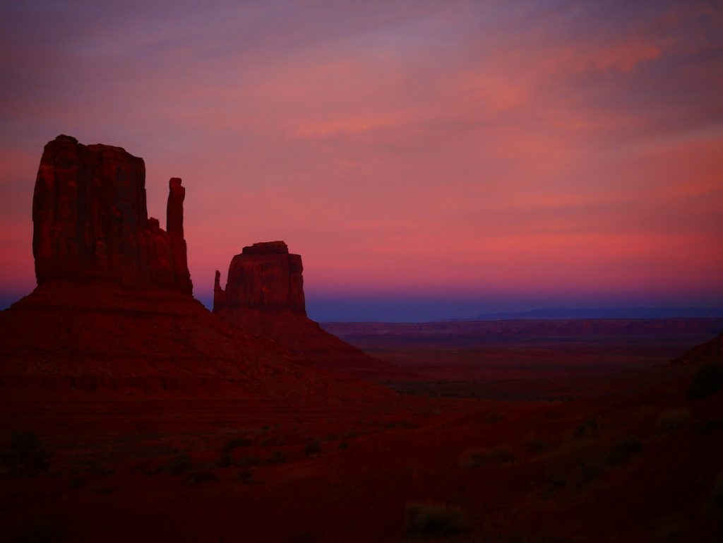Pourquoi visiter Monument Valley ?