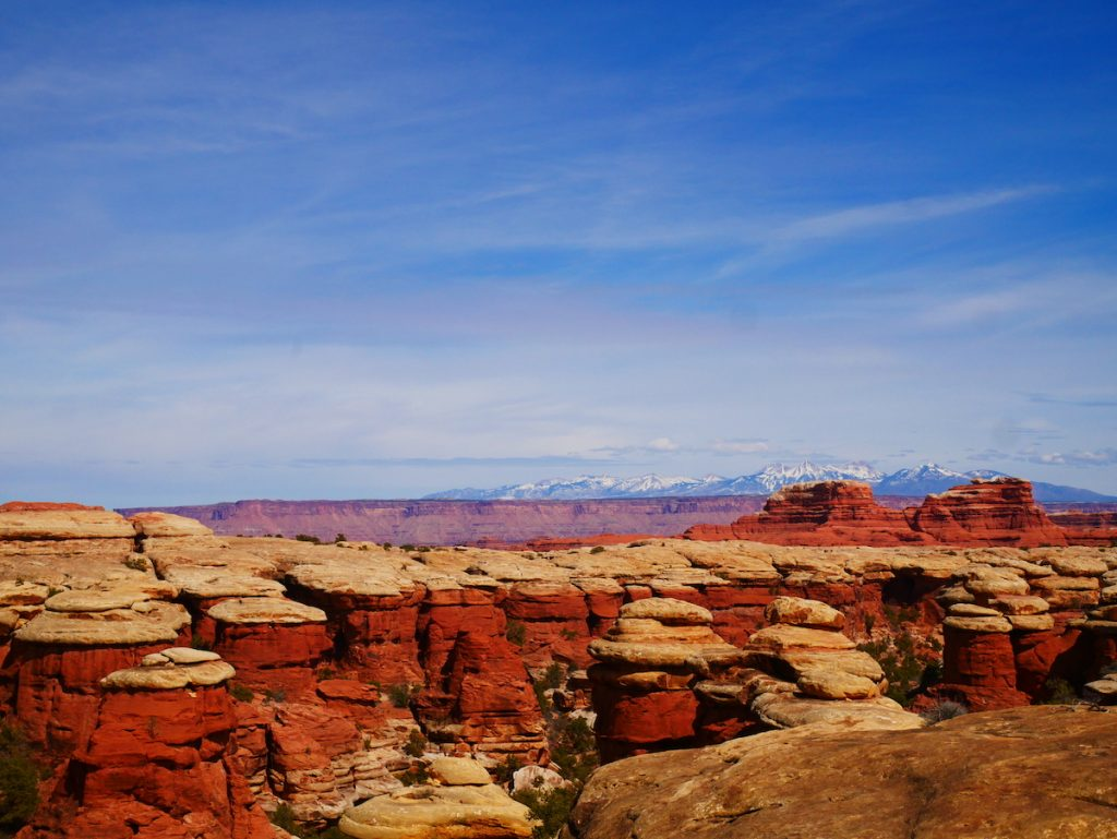Que faire à Canyonlands ?