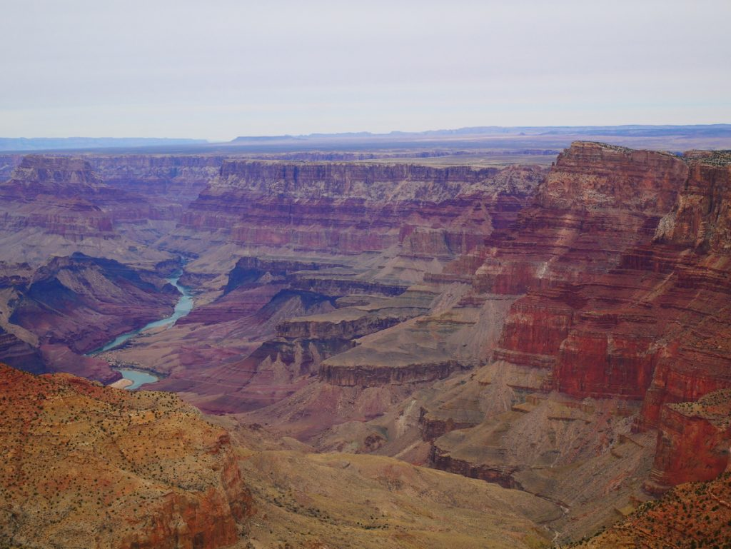 Pourquoi visiter le Grand Canyon ?