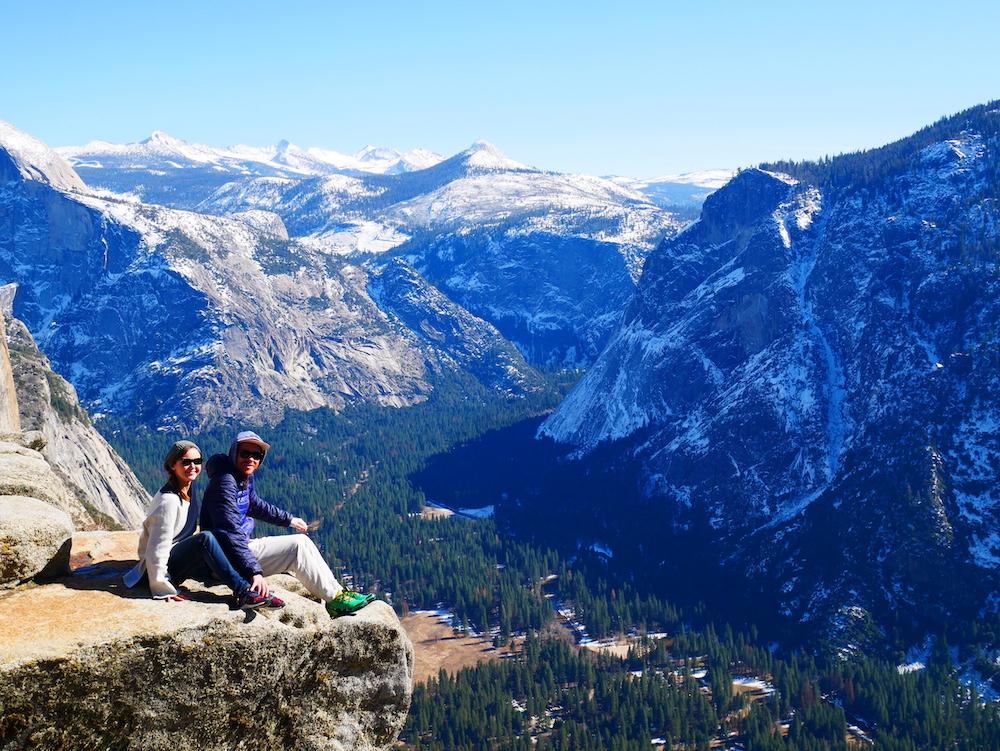 Quelle randonnée faire à Yosemite ?