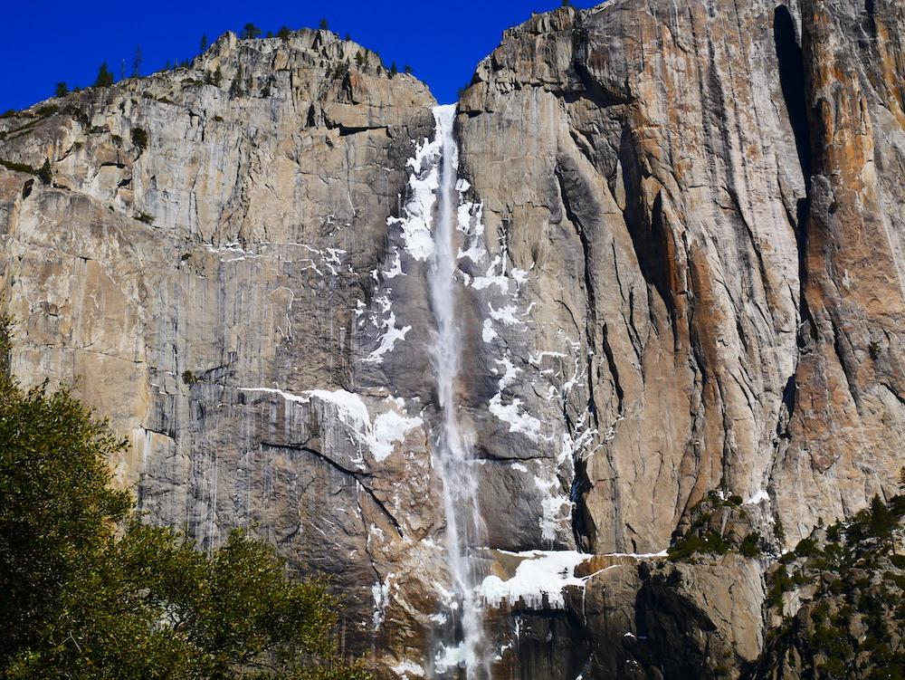 Cascades à Yosemite.