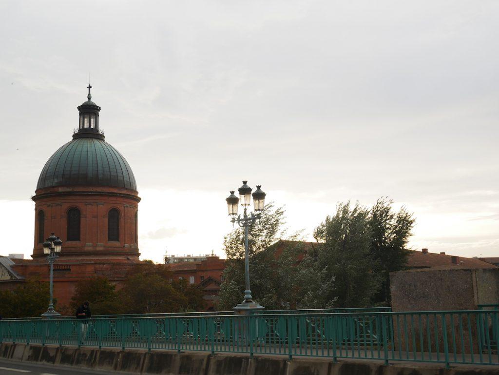 Hôtel Dieu de Toulouse.
