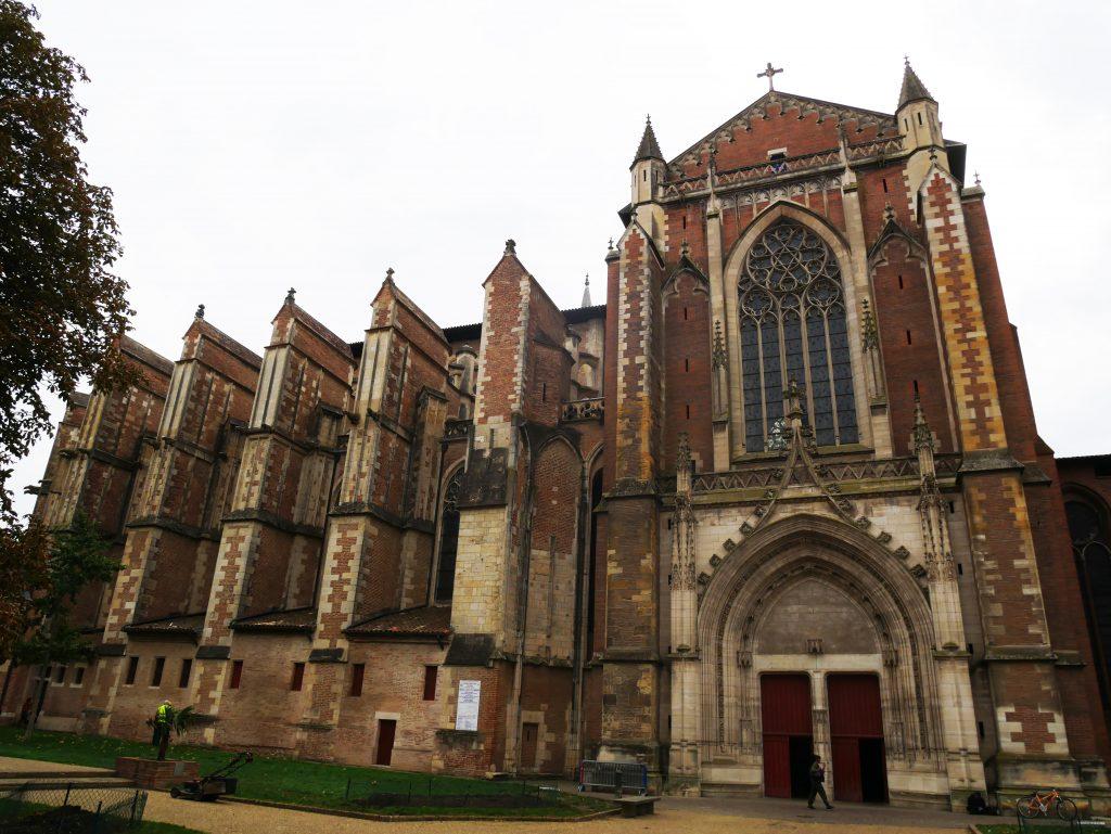 Cathédrale Saint Etienne.