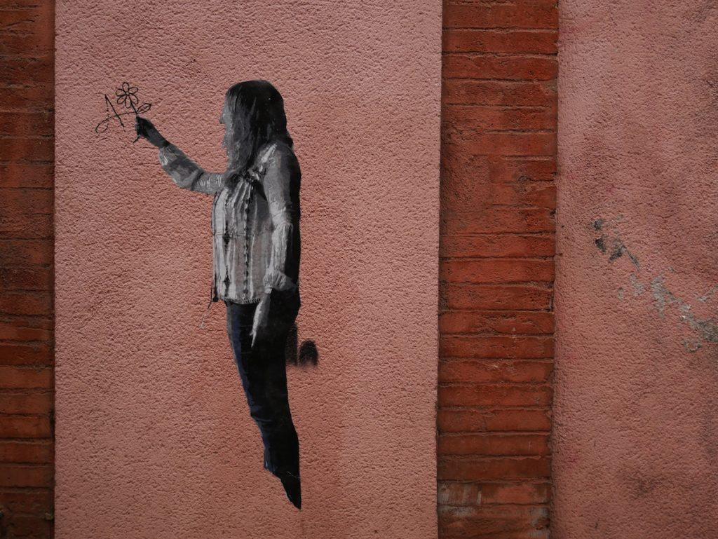 Street art toulousain.