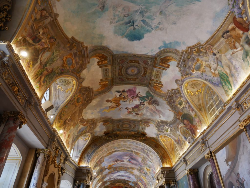 Peintures du Capitole.