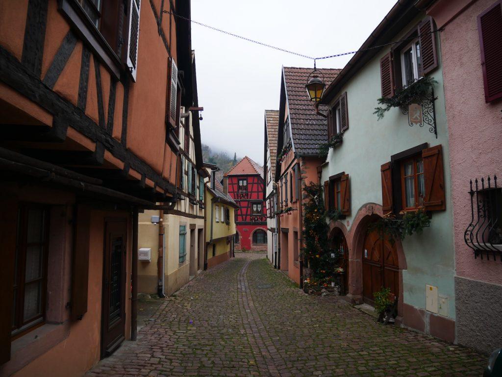 Quel village de Noël visiter en Alsace ?