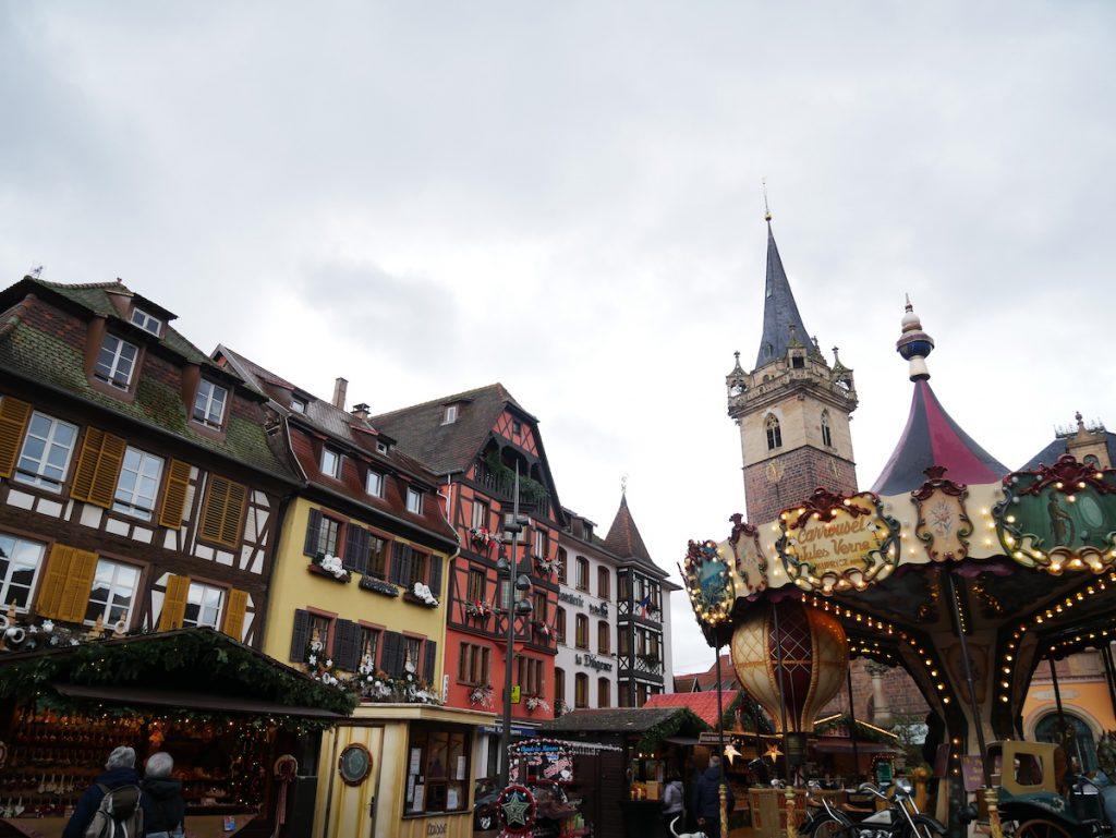 Quels villages de Noël visiter autour de Strasbourg ?