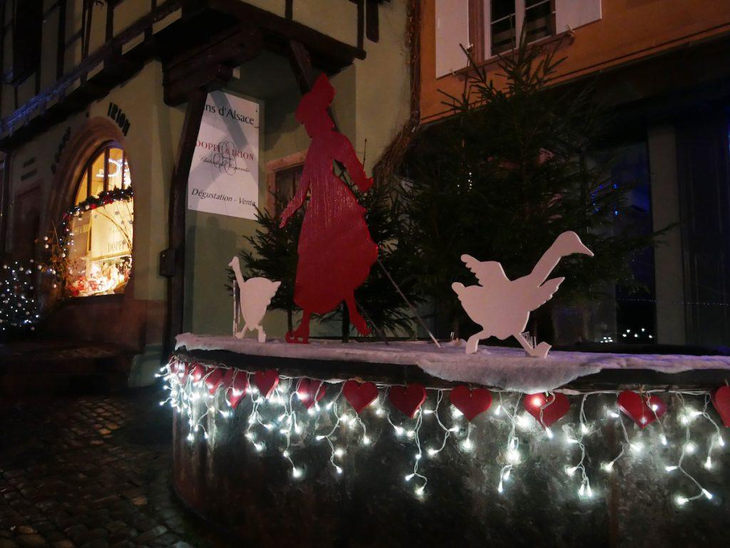 Où voir les décorations de Noël en Alsace ?