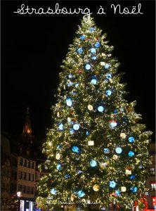 Que faire à Strasbourg à Noël ?