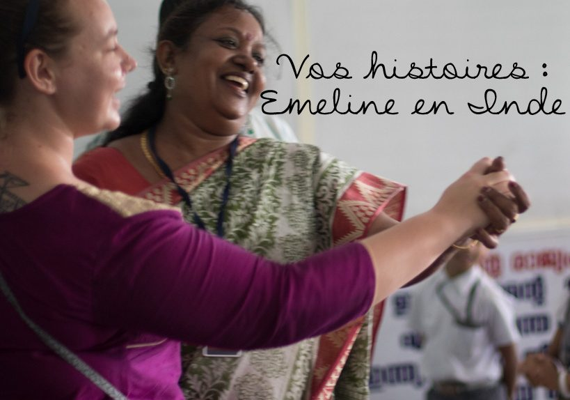 Crédit photo voyage en Inde : Emeline Viallard