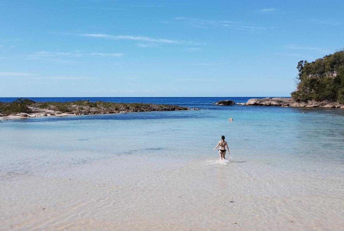Où se baigner sur Grande-Terre ?