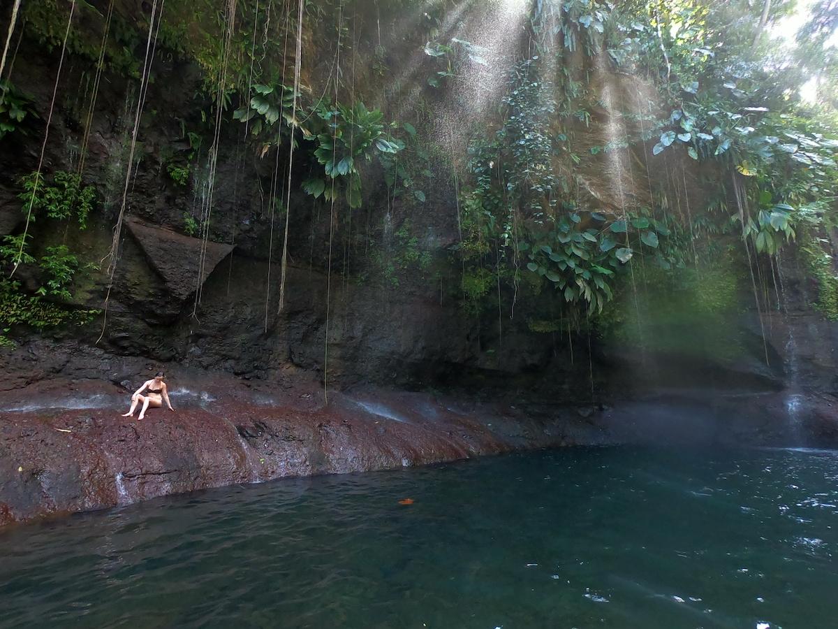 Où sont les plus beaux bassins de Guadeloupe ?