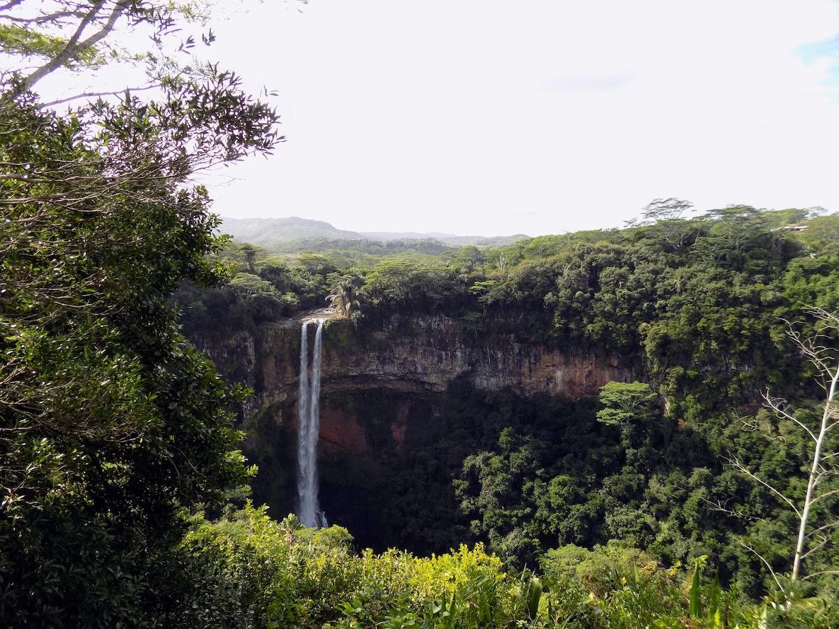 Quelles sont les cascades de l'île Maurice ?