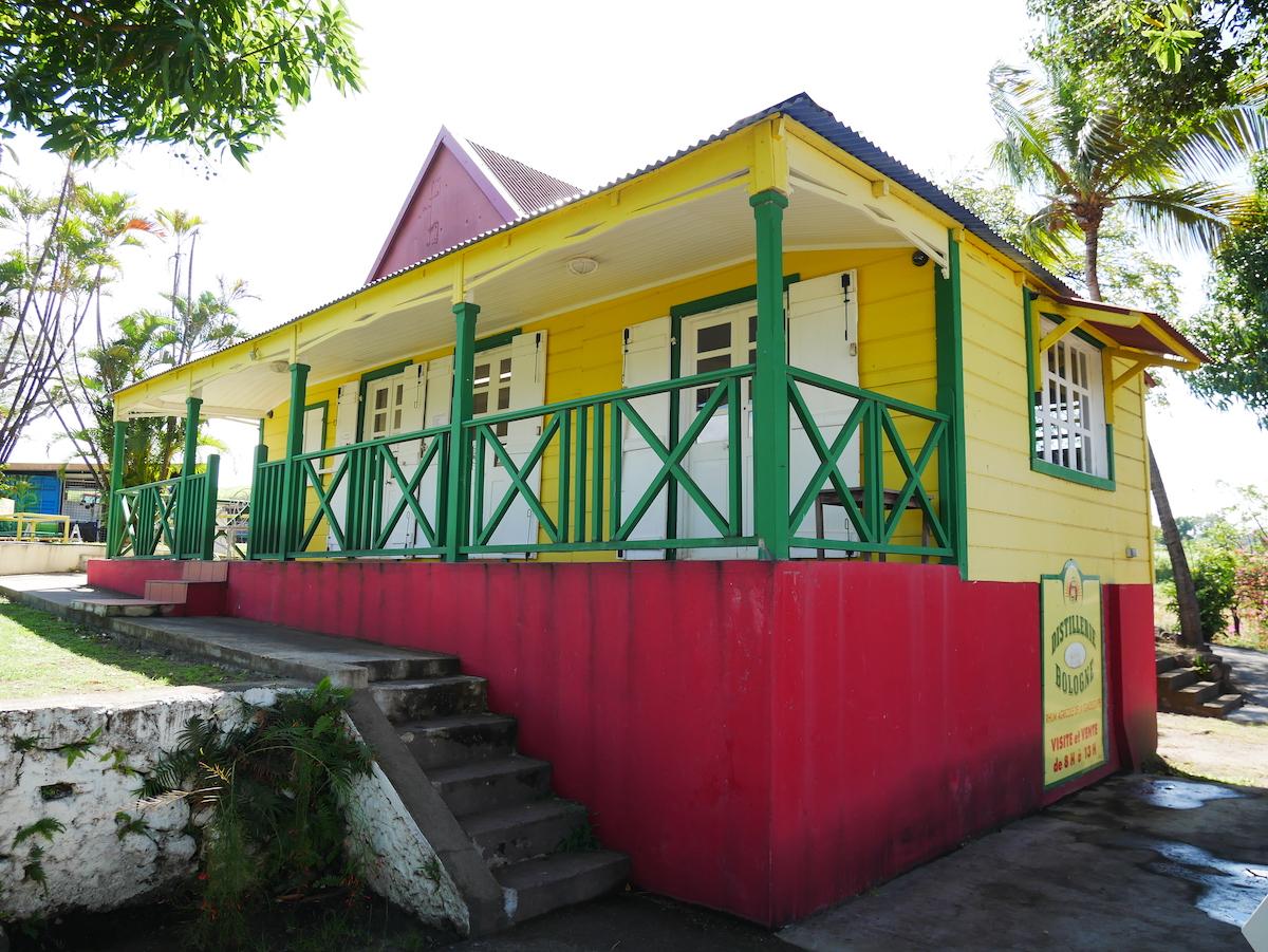 Quelle distillerie visiter en Guadeloupe ?