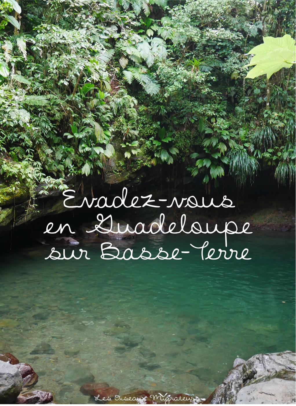 Suivez-nous sur Pinterest jusqu'en Guadeloupe !
