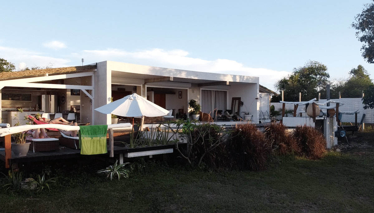 Villa Rose Barth à Marie-Galante.