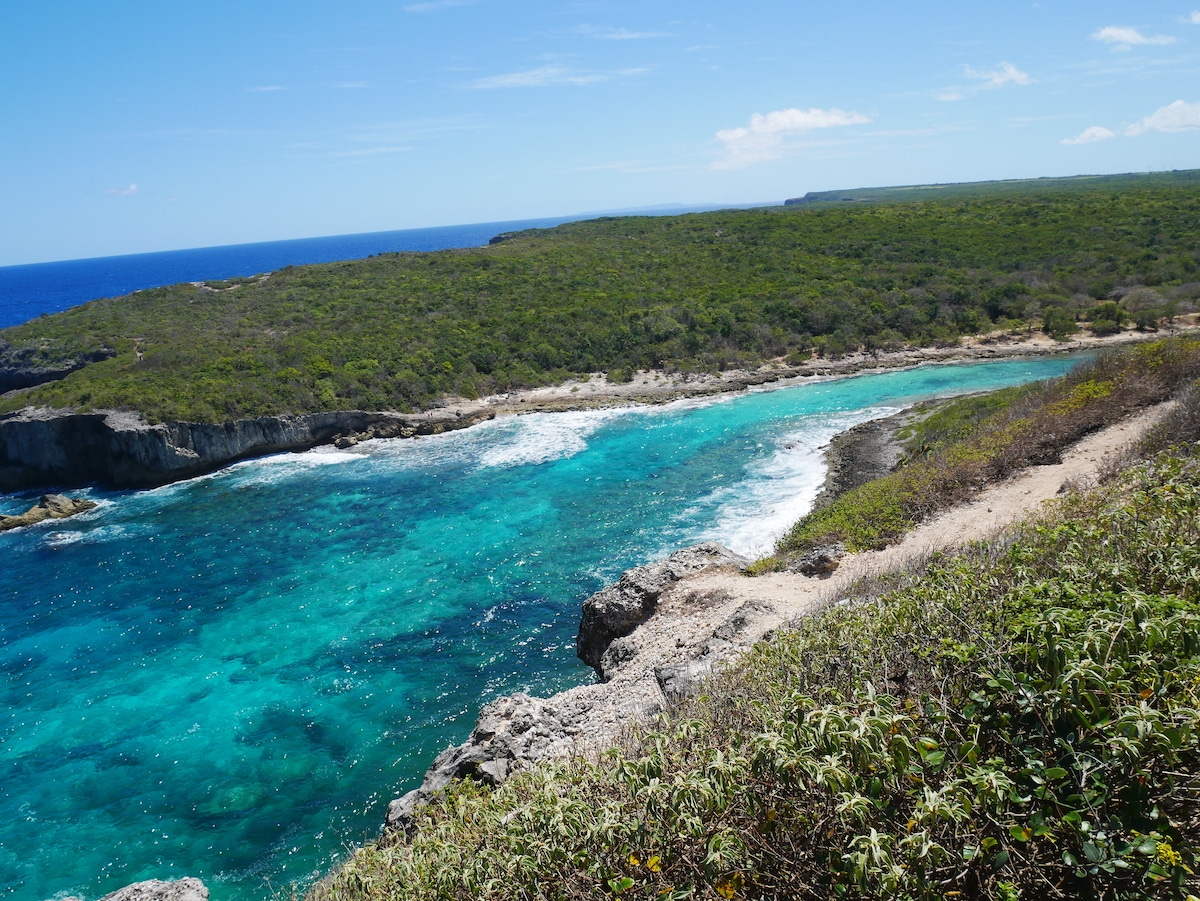 Où se baigner en Guadeloupe ?