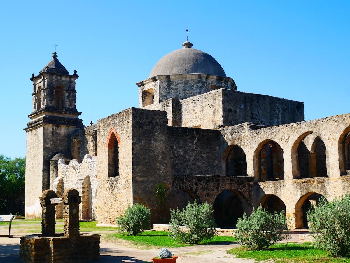 The Alamo à Austin.