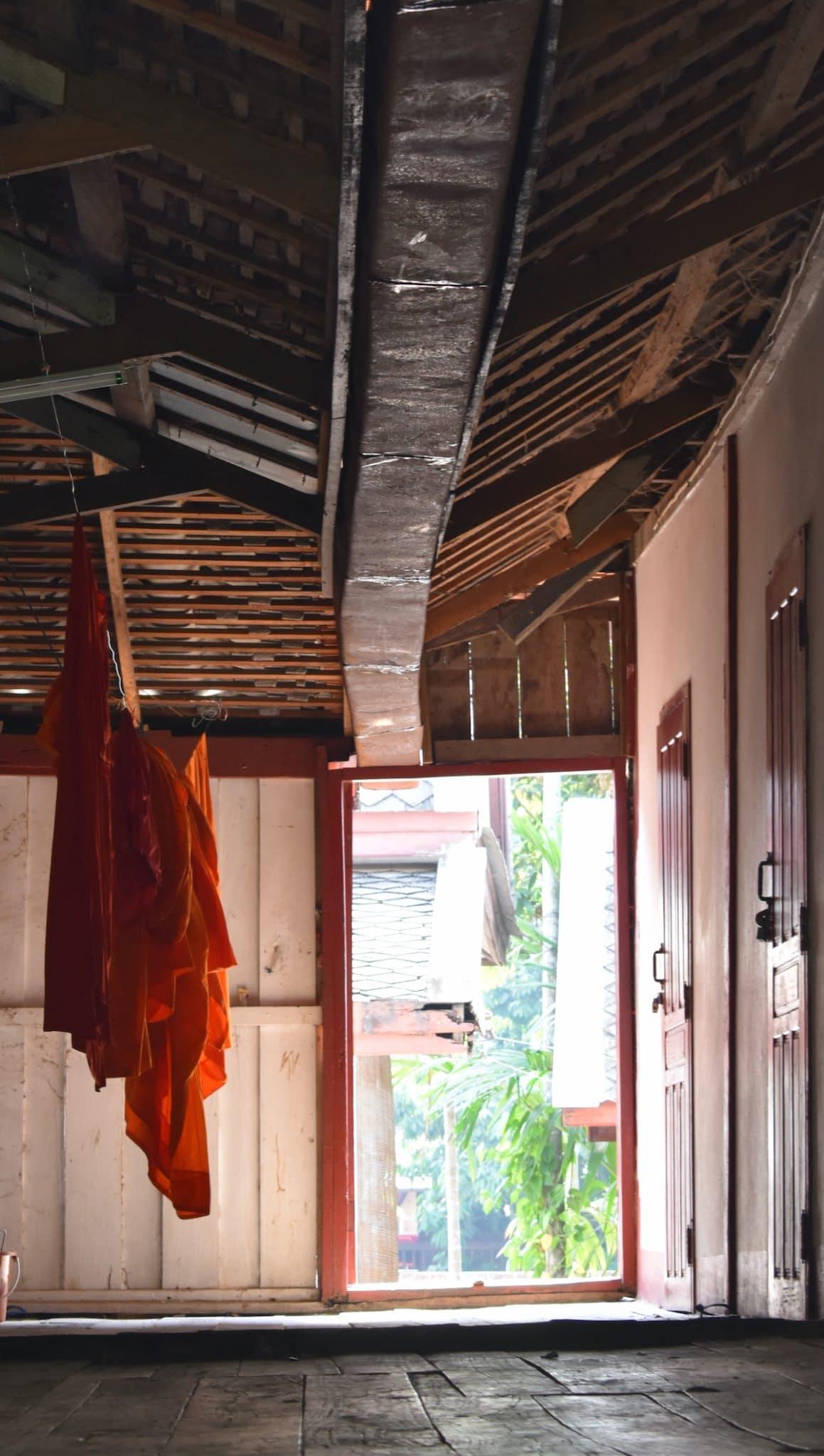 Soif d'Asie de Cerise : Luang Prabang