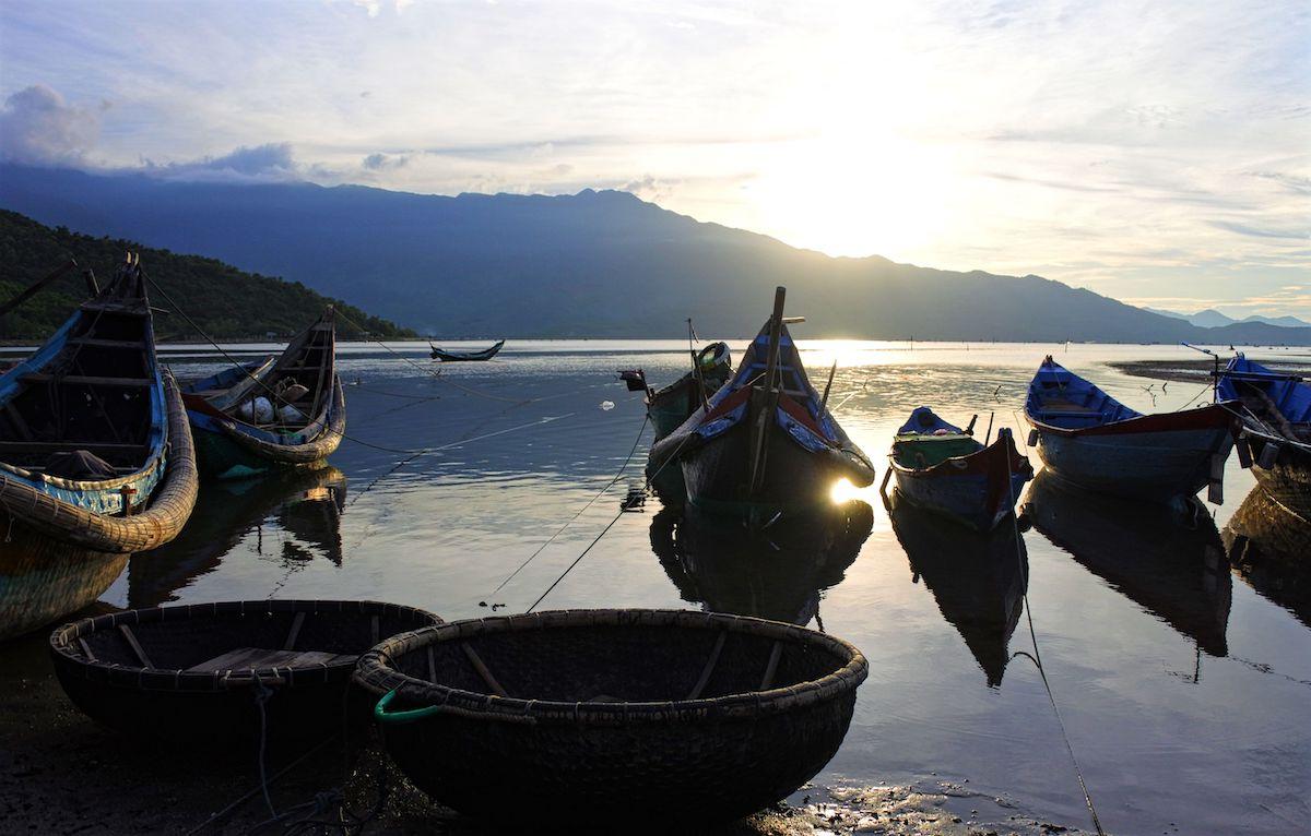 Trajet entre Hue et Da Nang